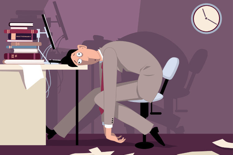 8 Tips for Preventing Employee Burnout (Infographic)